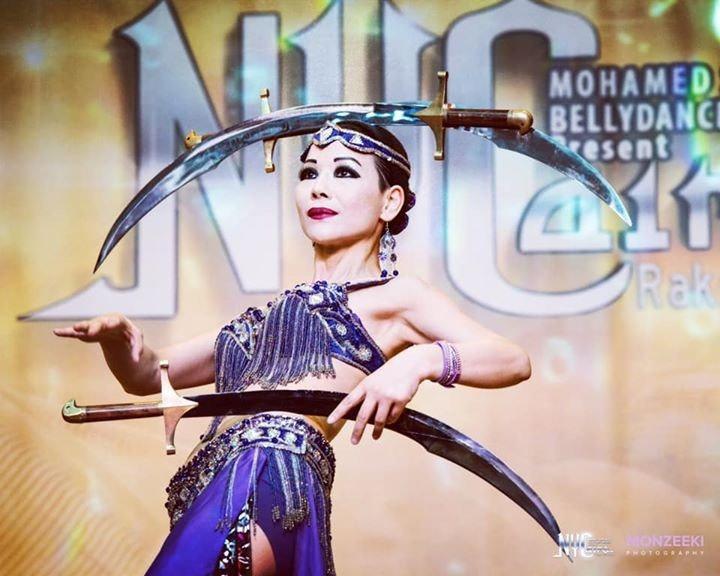 Sword Dance Performance