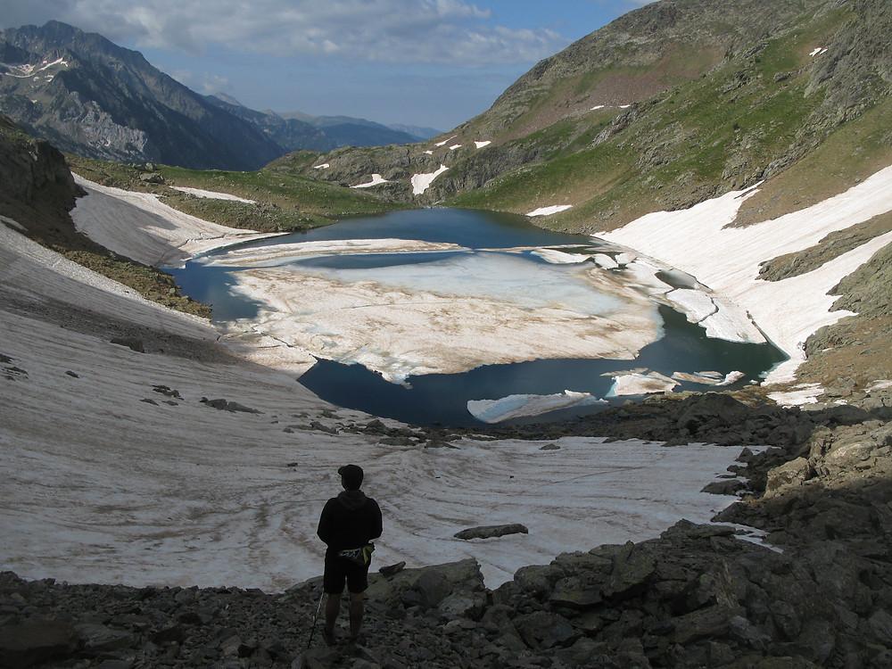 Trekkin en Pirineos URQU