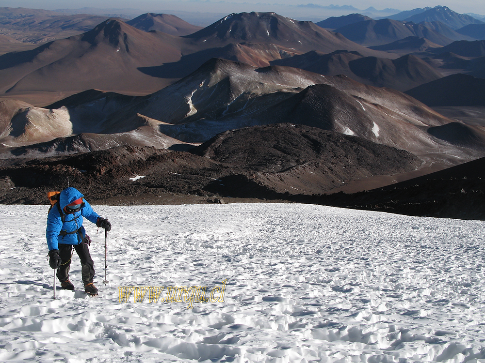 mountaineering expeditions LLullaillaco