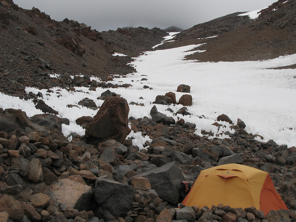 montaineering expeditions LLullaillaco