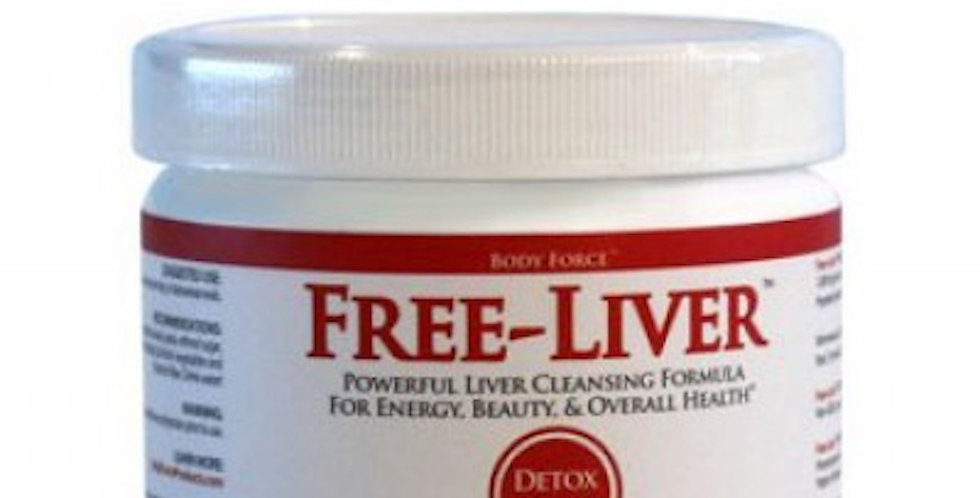 FREE LIVER - MARKUS BODY FORCE