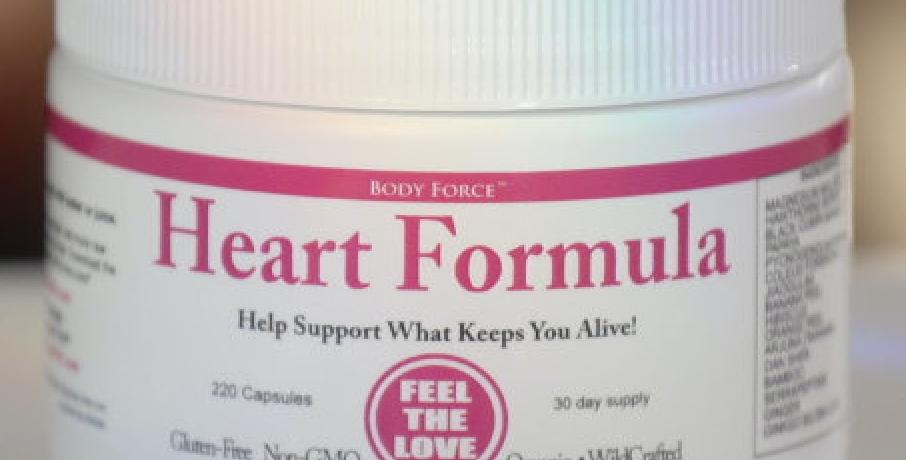 Heart Formula - Body Force