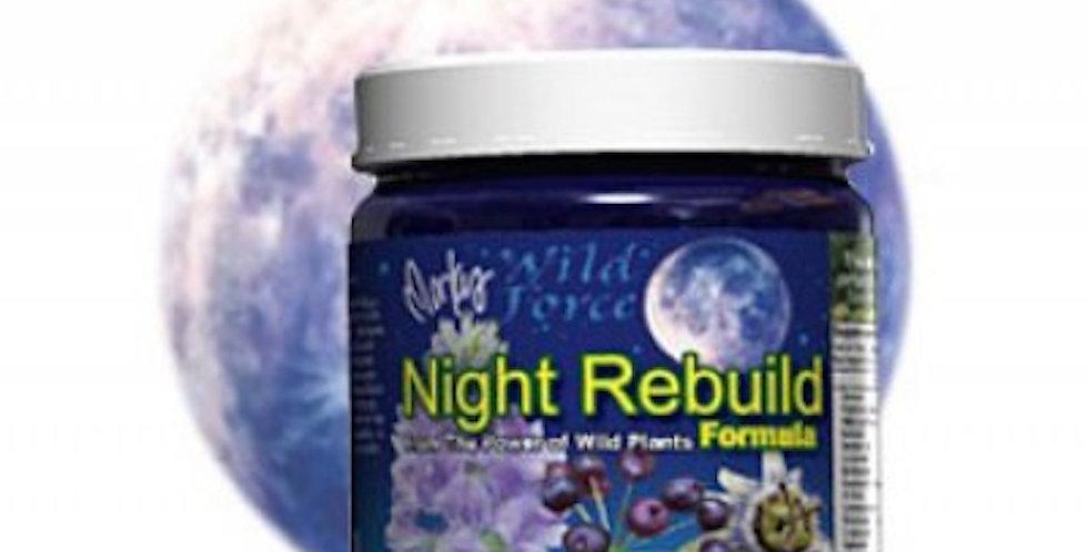 NIGHT REBUILD - MARKUS WILD FORCE