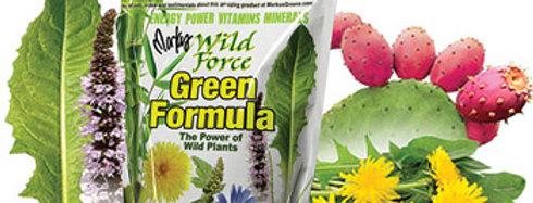 GREEN FORMEL - MARKUS WILD FORCE