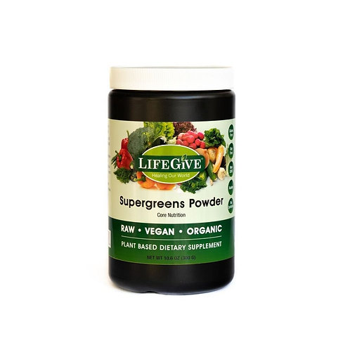 Supergreens Powder