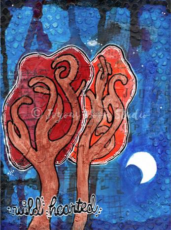 Title: Wild Hearted   Original   $39
