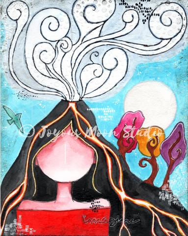 Title: Imagine | Art Prints | $19