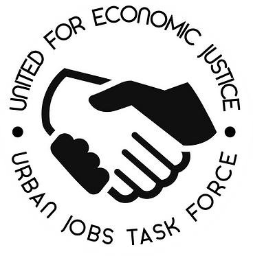 Urban Jobs Task Force Logo