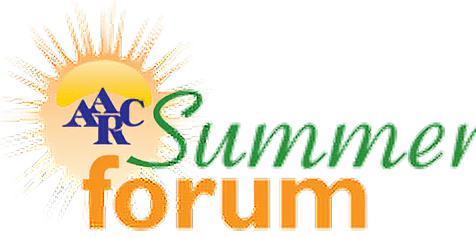 AARC Summer Forum 2019