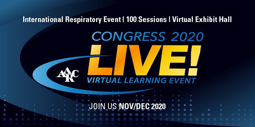 AARC Congress Live! 2020