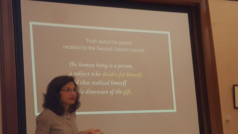 Adriana on the value of femininity in society