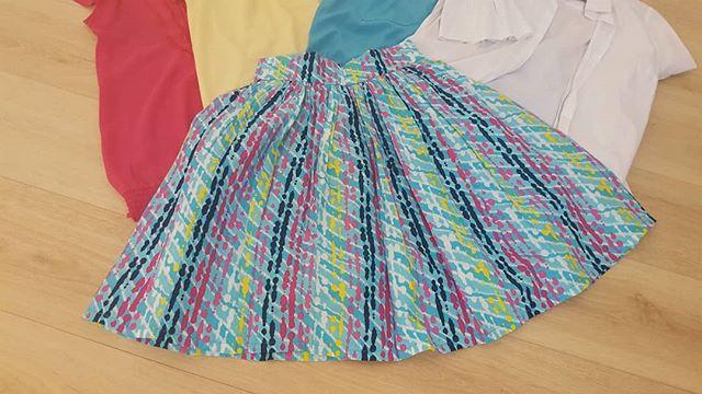 One Skirt, Several Blends