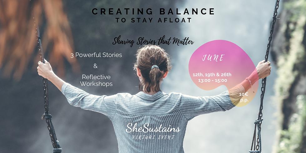 SheSustains Sharing Stories That Matter