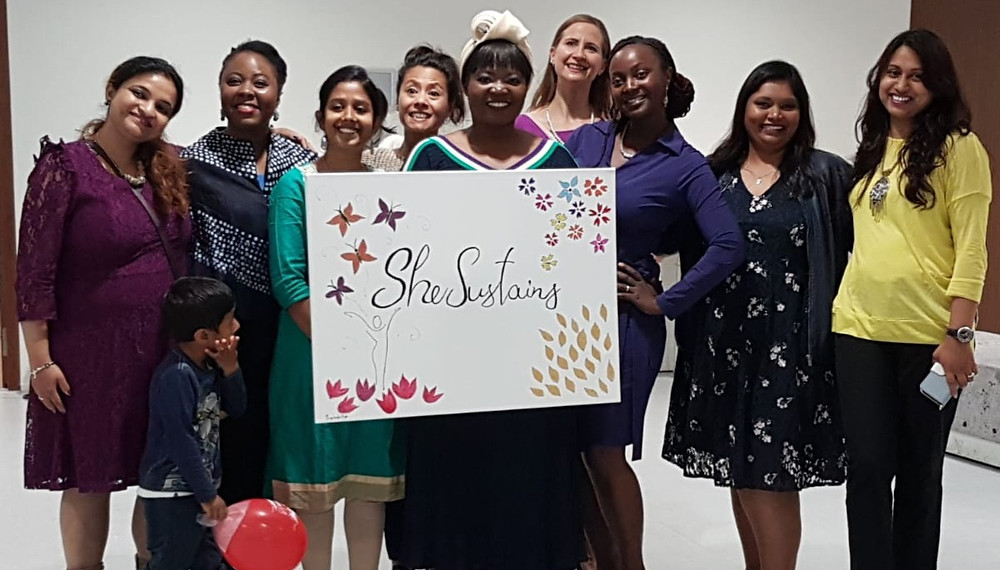 SheSustains: Women supporting each other
