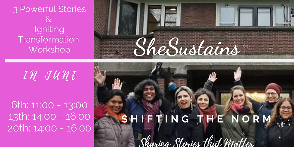 Shifting The Norm: Sharing Stories That Matter