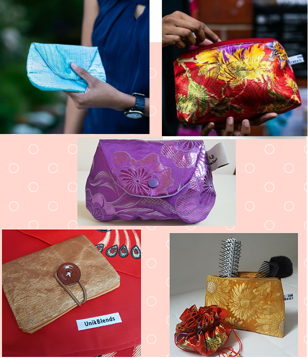 UnikBags with a story...all handmade with love by a woman