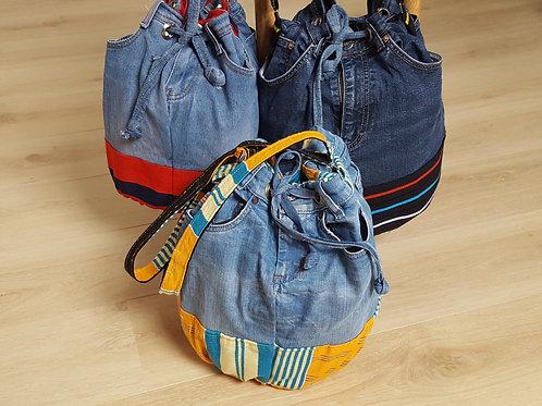 Upcycle Bucketbag