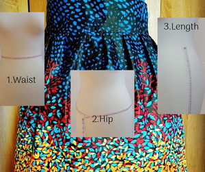 DIY measurement to get your perfect look