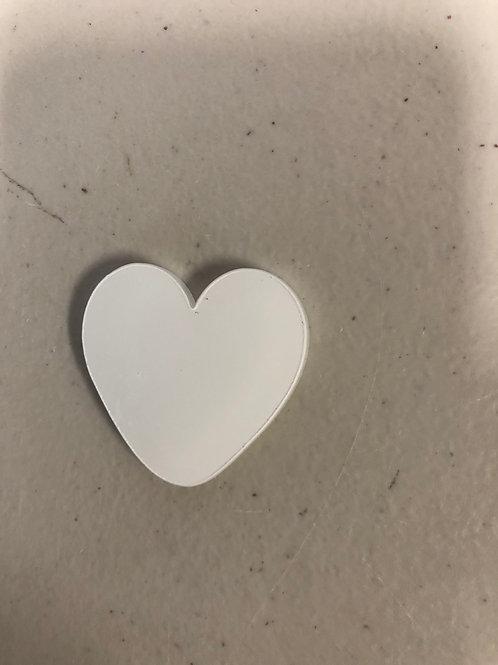 HEART BADGE REEL COVER