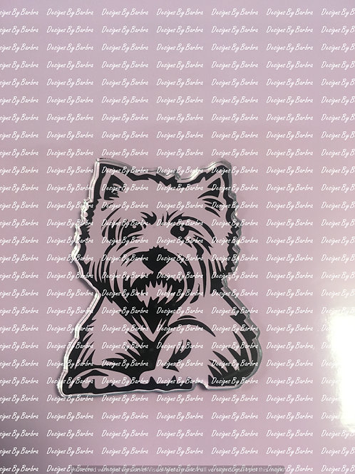 WEST HIGHLAND TERRIER FACE