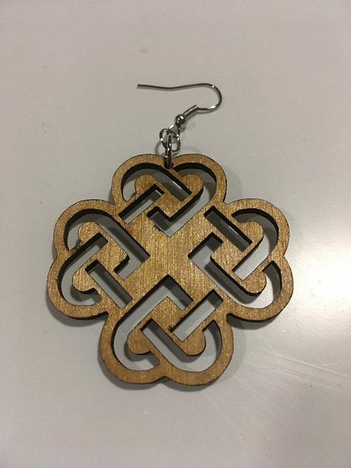 Celtic Design Earrings