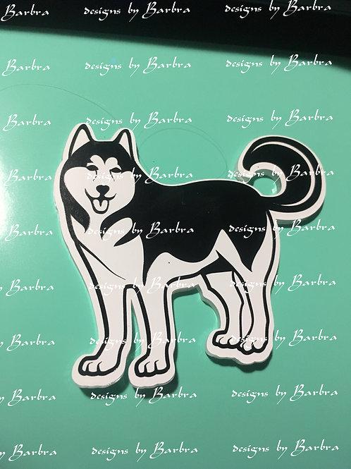 HUSKEY DOG