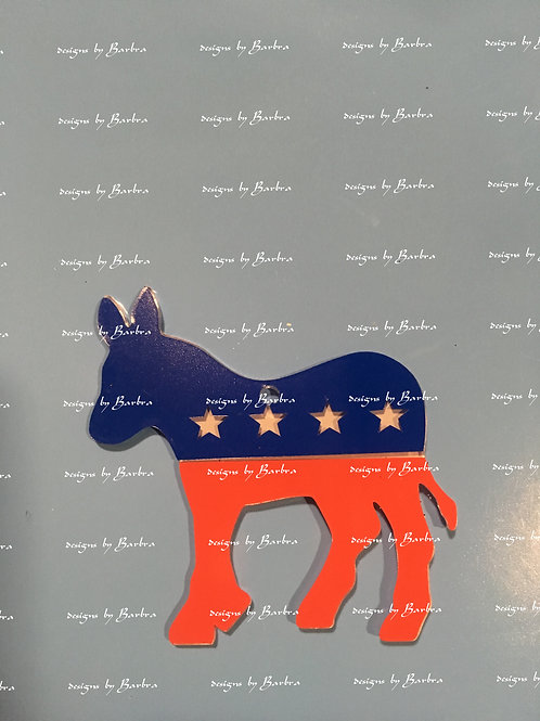 POLITICAL DONKEY