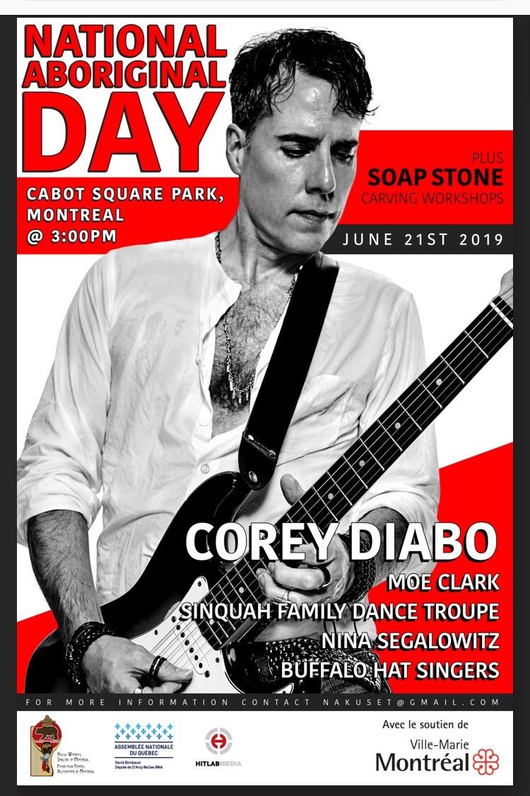 National Aboriginal Day Poster