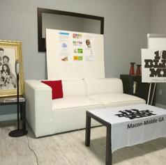 Career & College Fest Reception Room - 2
