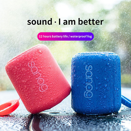Superb quality Mini portable wireless bluetooth stereo speakers