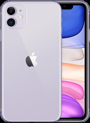 USED Lavender Unlocked iPhone 11 64GB