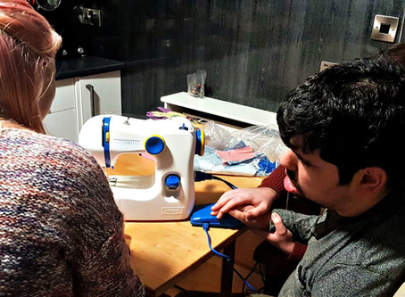 Sewing with Disabled People