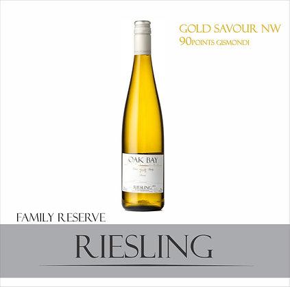 Oak Bay Old Vines Riesling Reserve