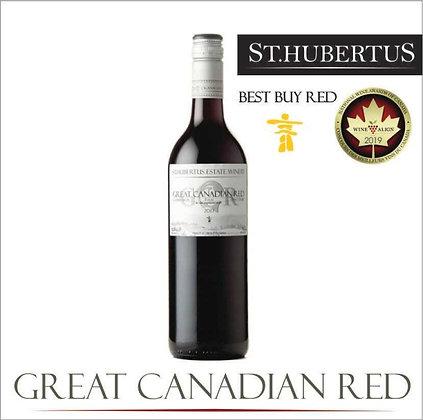 St Hubertus Great Canadian Red