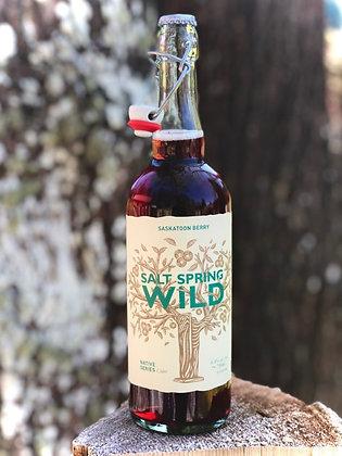 SSWC Saskatoon Berry Cider 750ml