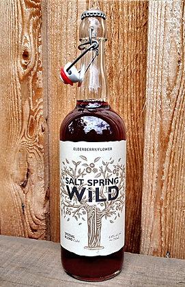 SSWC Elderberry/Elderflower Cider 750ml