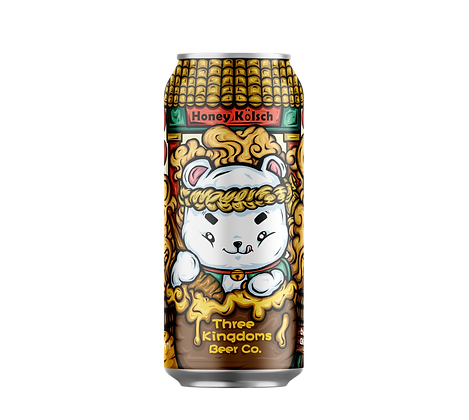 Three Kingdoms Honey Kolsch