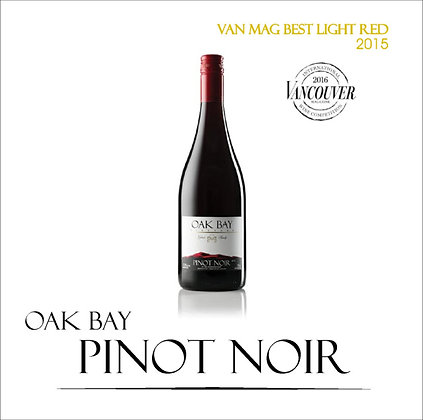 Oak Bay Pinot Noir