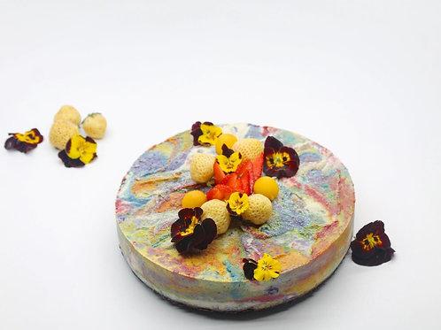Rainbow cake #theAuthentic