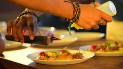 Organic Livity - fine dining is a culina