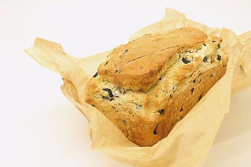 Organic Artisan Gluten Free Bread - Olive