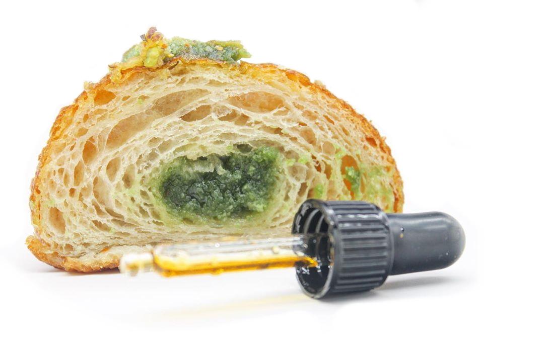 The Cannabis Croissant