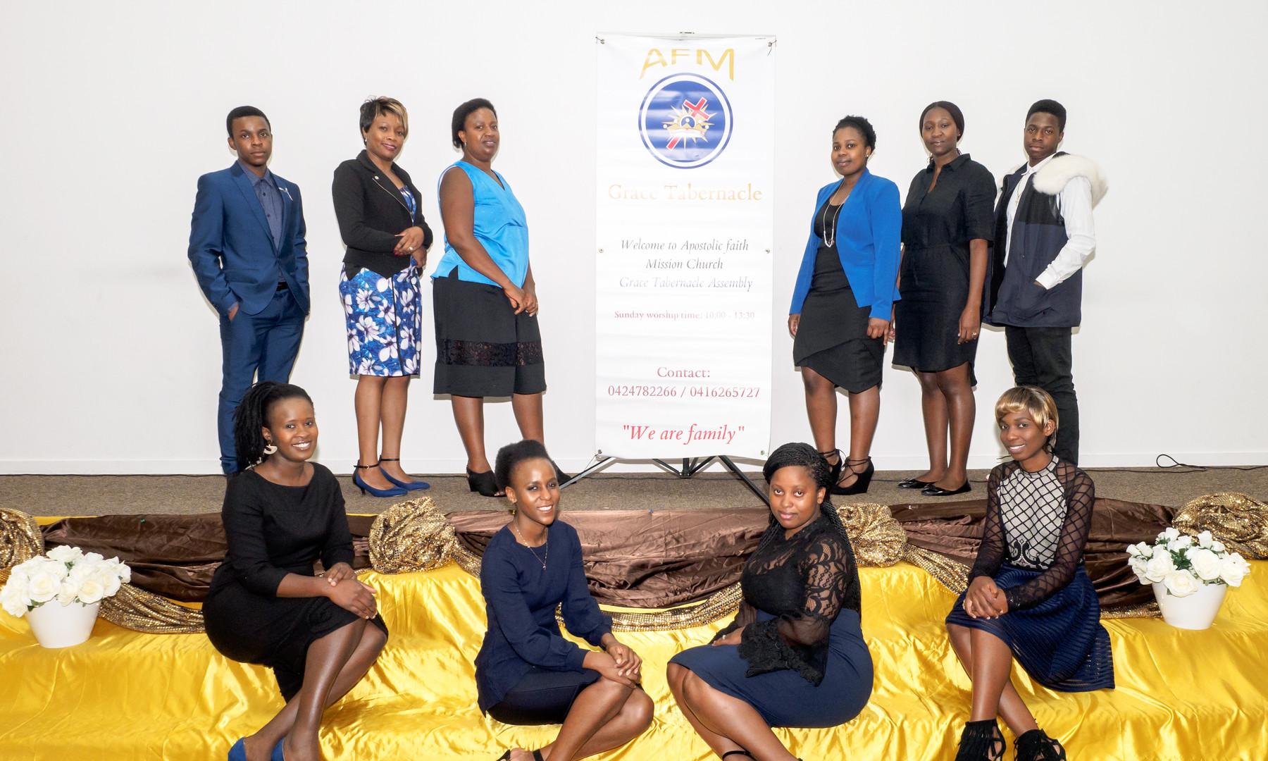 Praise&worship team