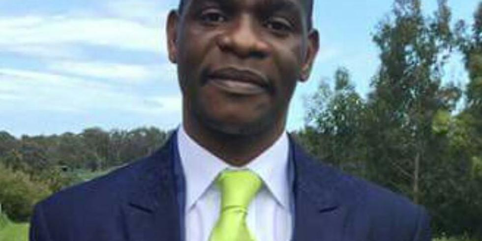 Guest Speaker Pastor Wekare