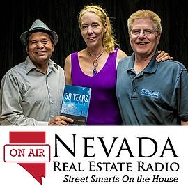 KAREN HAS APPEARED ON NEVADA REAL ESTATE RADIO