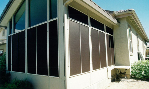 Keep Cool In Your Sun Room