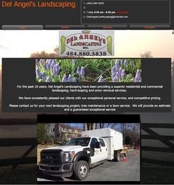 Del Angels Landscaping - Coatsville PA
