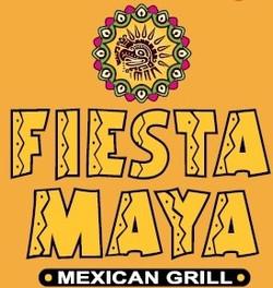 Fiesta Maya best mexican food Logo