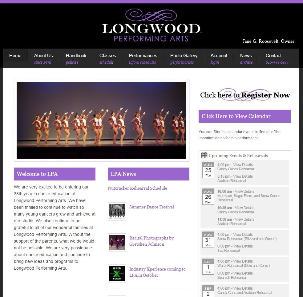 Logwood PErformance Arts - Kennett Square PA