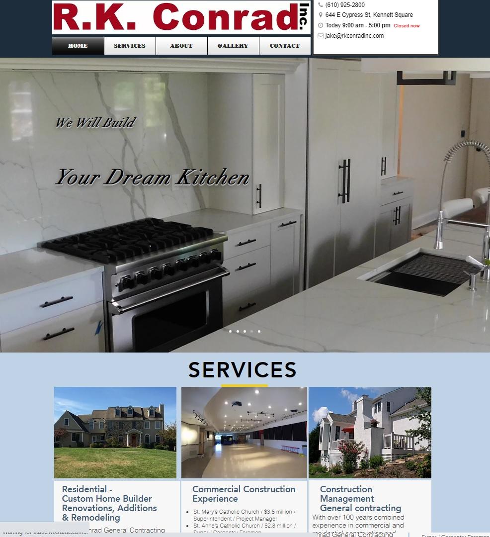 R. K. Conrad Inc - General Contractor, Custom Builder